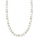 Deals List: 18-inch Cultured Freshwater Pearl Strand Necklace 7-8mm