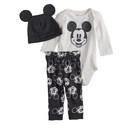 Deals List: Disney 3-Piece Baby Set