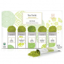 Deals List: Tea Forté SINGLE STEEPS Organic Matcha Powder Green Tea Sampler, 15 Single Serve Pouches for Matcha Tea or Matcha Latte