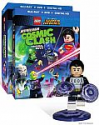 Deals List: LEGO DC Comics Super Heroes: Justice League - Cosmic Clash [With Figurine] [DVD/Blu-ray] [2 Discs] [Blu-ray/DVD]