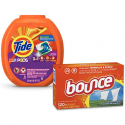 Deals List: Tide PODS Ultra Oxi 4 in 1 HE Turbo Laundry Detergent Pacs, 61 Count Tub with In-Wash Scent Booster Beads, Fresh, 20.1 Ounce