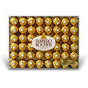 Deals List: Ferrero Rocher Fine Hazelnut Chocolates, Chocolate Gift Box for Valentines day candy, 48 Count, 21.2 oz