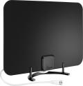 Deals List: Rocketfish™ - Ultra Thin HDTV Antenna - Black/White, RF-ANT316