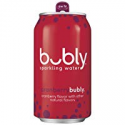 Deals List: bubly Sparkling Water, Cranberry, 12oz Cans, 18 Count