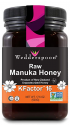 Deals List: Wedderspoon Raw Premium Manuka Honey KFactor 16, 17.6 Oz, Unpasteurized, Genuine New Zealand Honey, Multi-Functional, Non-GMO Superfood