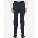 Deals List: Perry Ellis Mens Portfolio Classic-Fit Stretch Crosshatch Dress Pants