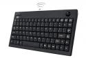 Deals List: Adesso WKB-3100UB 2.4GHz RF Wireless Mini Keyboard with Trackball