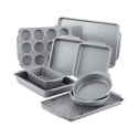Deals List: Farberware Nonstick 10-Pc. Bakeware Set