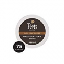 Deals List: Peets Coffee Major Dickasons Blend Dark Roast 75ct K-Cup Packs