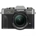 Deals List: Fujifilm X-T30 Mirrorless Digital Camera Body, with XF 18-55mm F2.8-4 R LM OIS Lens, Black