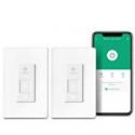 Deals List: 2-Pack Etekcity Smart WiFi Light Switch