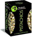 Deals List: Wonderful Pistachios, Roasted and Salted, 1.5 Ounce (Pack of 9)