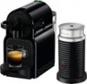 Deals List: Nespresso - Inissia Espresso Machine with Aeroccino Milk Frother by DeLonghi - Intense Black