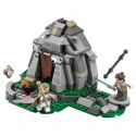 Deals List: LEGO - Star Wars Ahch-To Island Training 75200 - Gray