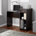 Deals List: Mainstays Student Desk with Easy-glide Drawer
