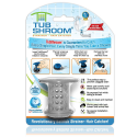 Deals List: TubShroom the Revolutionary Tub Drain Protector Hair Catcher/Strainer/Snare, Gray