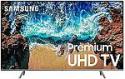 "Deals List: Samsung UN82NU8000FXZA Flat 82"" 4K UHD 8 Series Smart LED TV (2018)"