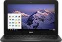 "Deals List: Dell - Inspiron 11.6"" Chromebook - Intel Celeron - 4GB Memory - 32GB eMMC Flash Memory - Black, C3181-C888BLK-PUS"
