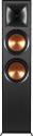 """Deals List: Klipsch - Reference Series Dual 8"""" 600-Watt Passive 2-Way Floor Speaker (Each) - Black"""