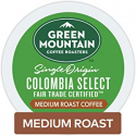 Deals List: Green Mountain Coffee Roasters Colombian Fair Trade Select Keurig Single-Serve K-Cup Pods, Medium Roast Coffee, 12 Count (Pack Of 6)
