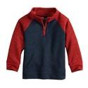 Deals List: Toddler Boy Jumping Beans Space Dyed Fleece Quarter Zip Pullover