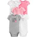 Deals List: 5-Pack Carters Baby Girls & Boys Bodysuit