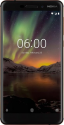 Deals List: Nokia - 6.1 with 32GB Memory Cell Phone (Unlocked) - Copper Black +  Cricket Wireless SIM Card Kit and $40 Refill Card