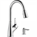 Deals List: Peerless Chrome Pulldown Kitchen Faucet