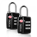 Deals List: 2-Pack Tacklife HCL3A 2.4 in TSA Padlock Luggage Locks