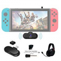 Deals List: Wireless Audio Bluetooth Transmitter for Nintendo Switch
