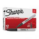 Deals List: Sharpie 30001 Permanent Markers, Fine Point, Black, Box of 12