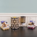 Deals List: Better Homes and Gardens 4 Piece Wax Warmer Gift Set Juliet