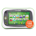 Deals List: LeapFrog LeapPad Ultimate Ready for School Tablet, (Frustration Free Packaging), Green