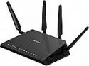 Deals List: Netgear (R7800-100NAS) Nighthawk X4S AC2600 4x4 Dual Band Smart WiFi Router, Gigabit Ethernet, MU-MIMO, Compatible with Amazon Echo/Alexa