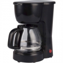 Deals List: Mainstays Black 5-Cup Coffee Maker with Removable Filter Basket