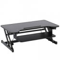 Deals List: BestMassage Standing Desk Adjustable Height 36inch