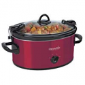 Deals List: Crock-Pot 6-Quart Cook & Carry Oval Portable Slow Cooker SCCPVL600
