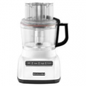 Deals List: KitchenAid KFP0922WH White 9-Cup Food Processor