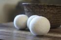Deals List: Wool Dryer Balls by Smart Sheep 6-Pack, XL Premium Reusable Natural Fabric Softener