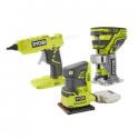 Deals List: RYOBI 18-Volt ONE+ Cordless 3-Tool Kit P1904N