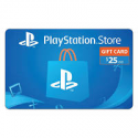 Deals List: $25 PlayStation Store Gift Card