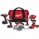 Deals List: Milwaukee M18 18-Volt Lithium-Ion Cordless Combo Tool Kit (5-Tool)