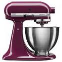Deals List: KitchenAid Ultra Power 4.5-Quart Tilt-Head Stand Mixer (Assorted Colors)