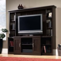 "Deals List: Sauder Entertainment Center for TVs up to 46"", Cinnamon Cherry Finish"