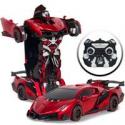 Deals List: BCP 2.4GHz Kids Transforming Remote Control Robot Car Toy