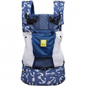 Deals List: Lillebaby The COMPLETE Airflow SIX-Position, 360° Ergonomic Baby & Child Carrier, Blue w/Anchors