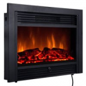 Deals List: Costway 28.5-In Fireplace Electric Embedded Insert Heater