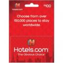 Deals List: $100 Hotels.com Gift Card + $10 BestBuy GC