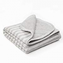 Deals List: Tillyou Quilted Cotton Baby Blanket Lightweight Warm Toddler Bed