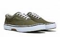 Deals List: Sperry Men's Halyard Sneaker in Olive